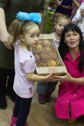 Открытие модельной библиотеки в Ангарске